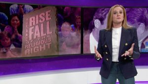 Full Frontal with Samantha Bee 1×12