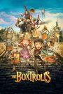 The Boxtrolls 2014