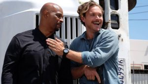Lethal Weapon 1×3