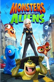 Monsters vs Aliens 2009