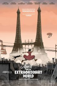 April and the Extraordinary World 2015