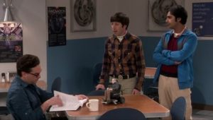 The Big Bang Theory 10×9