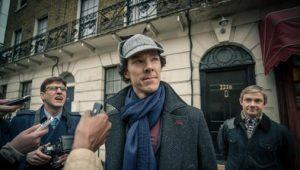 Sherlock 3×1