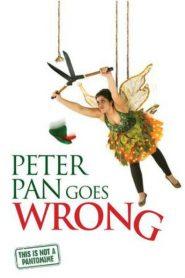 Peter Pan Goes Wrong 2016