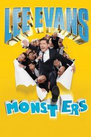 Lee Evans: Monsters 2014