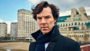 Sherlock 4×1