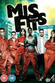 Misfits: Season 4