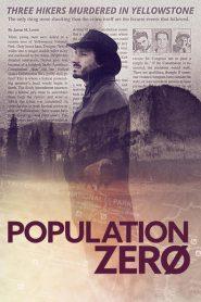 Population Zero 2016