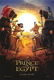 The Prince of Egypt 1998