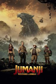 Jumanji: Welcome to the Jungle in Hindi Dubbed