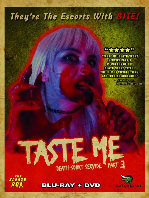 Taste Me: Death-scort Service Part 3