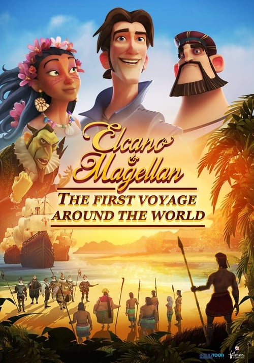 Elcano & Magellan: The First Voyage Around the World