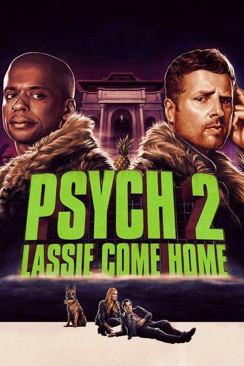Psych 2: Lassie Come Home