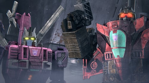 Transformers: War for Cybertron: 1×3